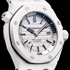 SIHH-2014: Royal Oak Offshore Diver White Ceramic by Audemars Piguet