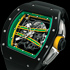 New RM 61-01 Yohan Blake Timepiece by Richard Mille