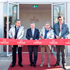 Thomas Bach and Nicolas Hayek Opened OMEGA Pavilion in the Olympic Park