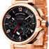 Louis Vuitton presents Tambour eVolution GMT Chronograph watch
