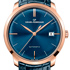 BaselWorld-2014: Girard-Perregaux 1966 in Pink Gold with Deep Blue Dial