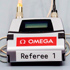 Omega Presents New Timing Equipment during Hockey Matches at the Winter Olympics in Sochi