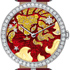 Zodiac signs in new watch Lady Arpels Zodiac by Van Cleef & Arpels