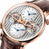 Arnold & Son Presents Double Tourbillon Escapement Dual Time Watch