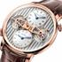 Arnold & Son Presents Double Tourbillon Escapement Dual Time Watch