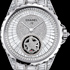 Gorgeous J12 Flying Tourbillon High Jewelry Timepiece by Chanel