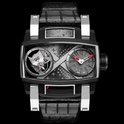 BaselWorld 2014: Moon Orbiter Speed Metal by Romain Jerome