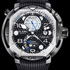 A New Diver Hydroscaph Steel GMT by Clerc