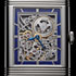 Skeletonized watch Grande Reverso Ultra Thin by Jaeger-LeCoultre at the SIHH 2012