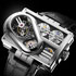 Histoire de Tourbillon3 Watch by Harry Winston at BaselWorld 2012