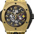 New Big Bang Ferrari Magic Gold and Big Bang Ferrari Titanium Watches by Hublot at BaselWorld 2012