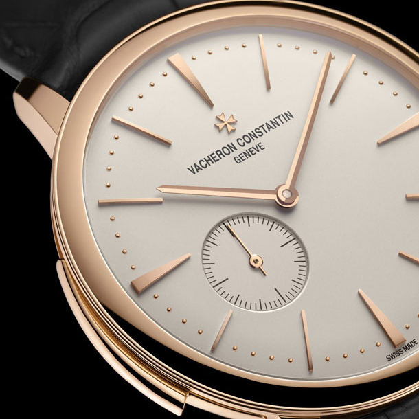 Patrimony Contemporaine Ultra Thin Calibre 1731 Timepiece by Vacheron Constantin