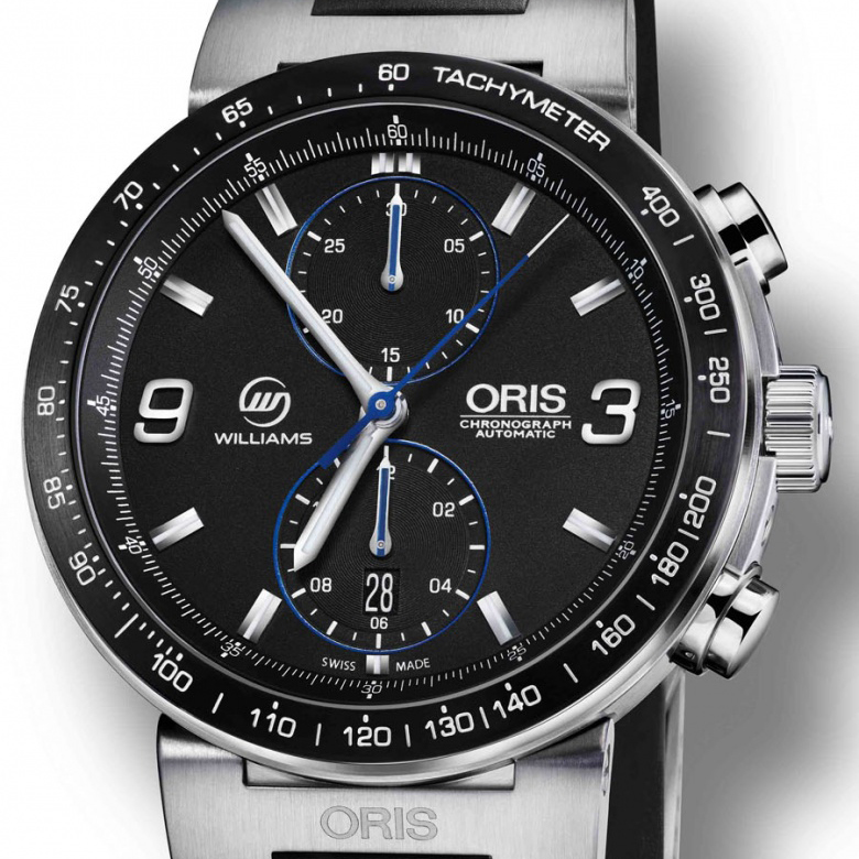 Oris Presents WilliamsF1 Team 600th Race Limited Edition Watch