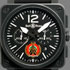Bell & Ross Presents BR03- 94 Tornado Chronograph Timepiece