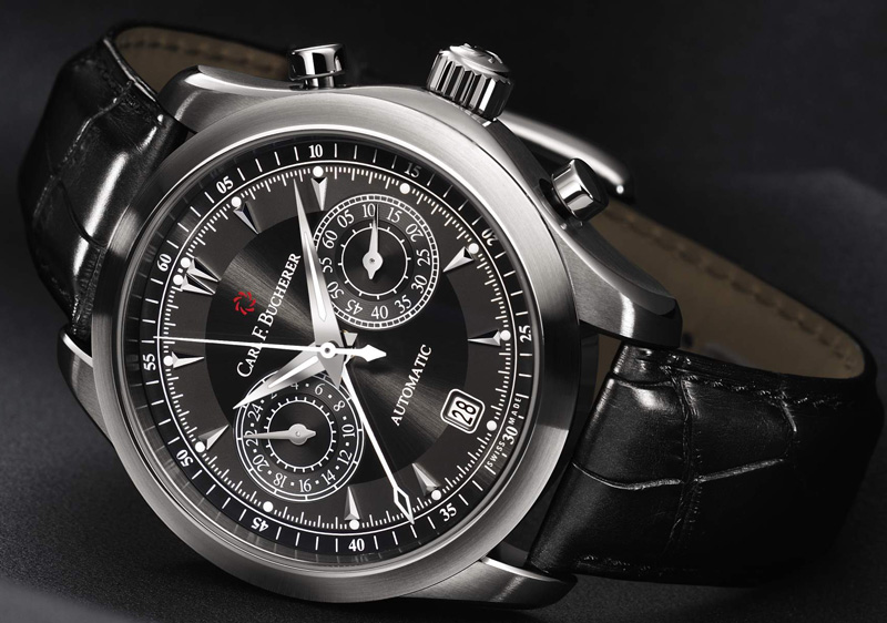 Manero CentralChrono by Carl F. Bucherer