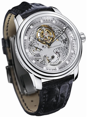 Blancpain with Carousel