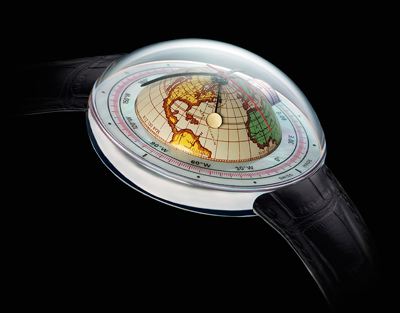 Hemisphere watch, Collection 1521