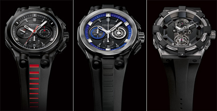 watches Ref. 0320141, 0320139 and 0320143