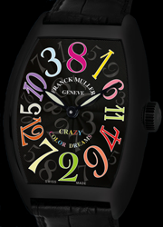 часы Franck Muller Color Dreams Collection