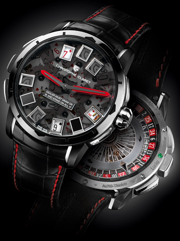 Christophe Claret Blackjack 21