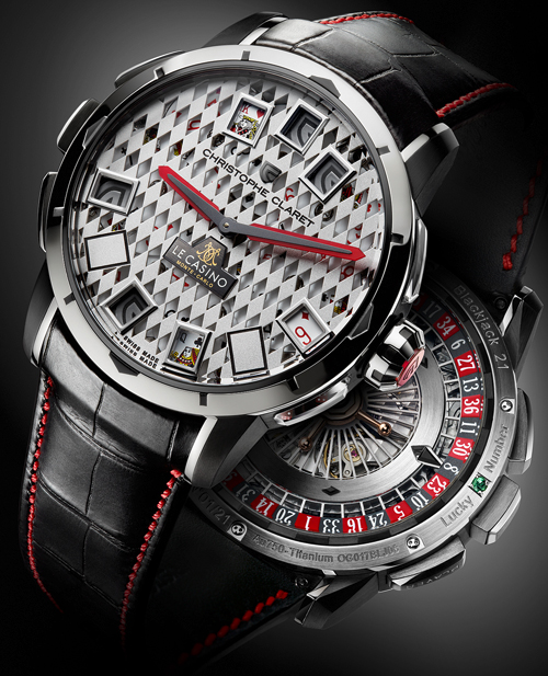 21 Blackjack by Christophe Claret