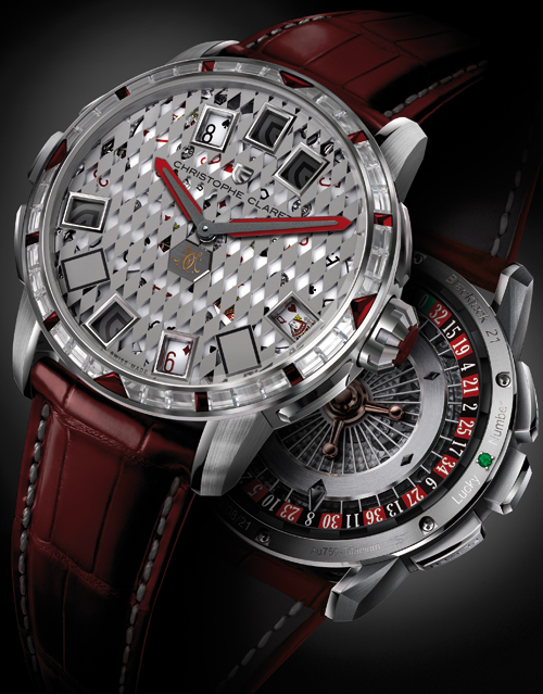 new 21 Blackjack by Christophe Claret