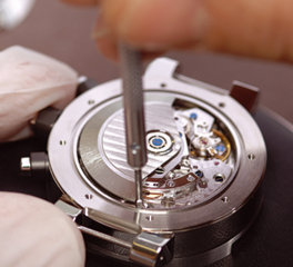 Clerc watch assembly