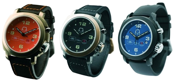 the first watch Anonimo Polluce in 2006