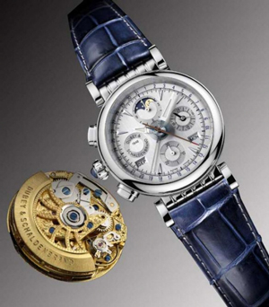 Dubey & Schaldenbrand watch and mechanism