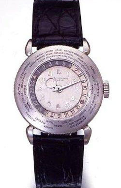 Patek Philippe Platinum World Time 1939 �.�.