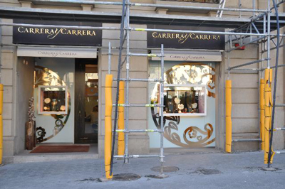 Carrera y Carrera shop