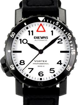 The new vortex professional model from dievas for Vortix watches