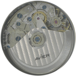 Avier watch mechanism