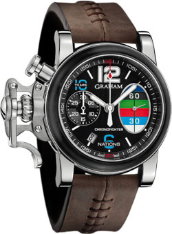 Chronofighter RAC 6 Nations Celebration