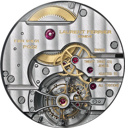Laurent Ferrier Mechanism