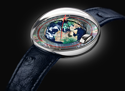 Earth watch, Collection 1521