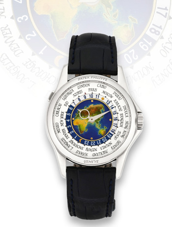 "Patek Philippe ""World Time""  ref 5131G"