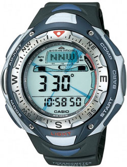 Casio G-Shock Sea Pathfinder Tide Graph Watch