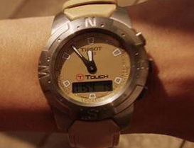 Missis Smith's watch - T-Touch