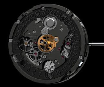 Hublot mechanism