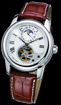 Heart Beat Manufacture Moonphase