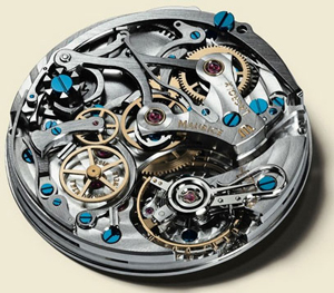 Andreas Strehler watch mechanism