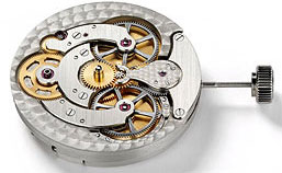 Armin Strom watch mechanism