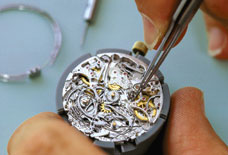 Daniel Roth watch assembly