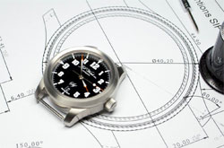 JS Watch co. Reykjavik watch designing