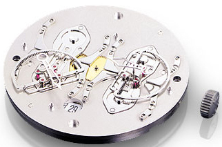 Carlo Ferrara watch mechanism