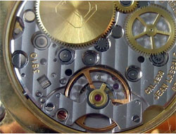 Jean Lasalle watch mechanism