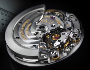 Girard-Perregaux watch mechanism