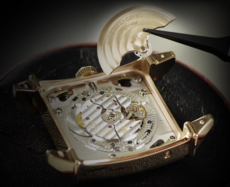 Girard-Perregaux watch assembly