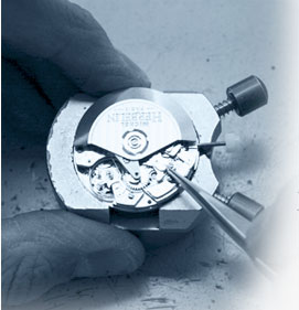 Michel Herbelin watch assembly
